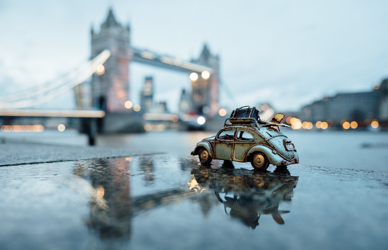 Tower Bridge, London | © Kim Leuenberger