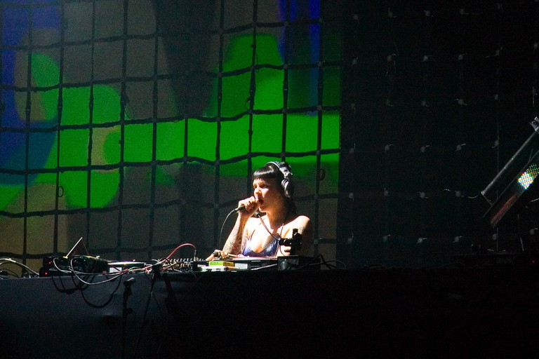 Miss Kittin | © Matt Biddulph / WikiCommons