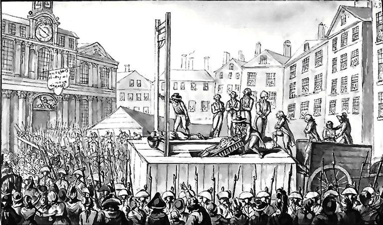 Octobre 1793 - © Wikicommons