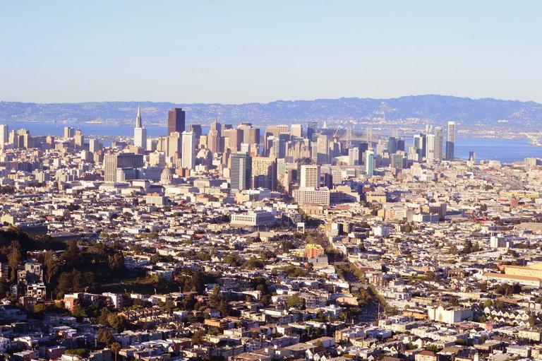 San Francisco © Darshan Simha/Flickr