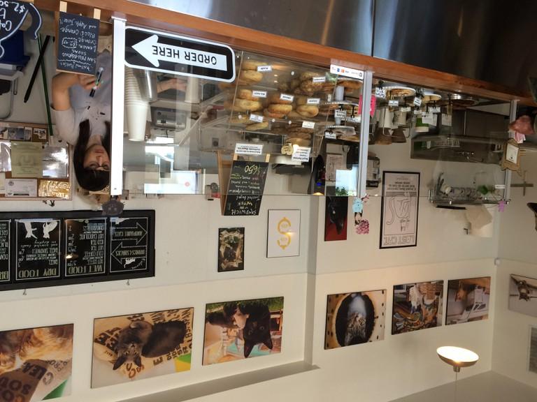 The Café | Courtesy of Allen Mark Aranas