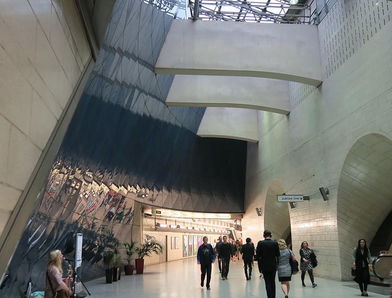 Southwark Station Interiors | © Jigna Umeria