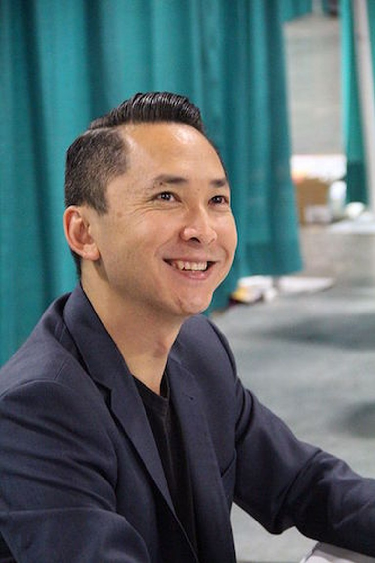 Viet Thanh Nguyen   © Fourandsixty/WikiCommons
