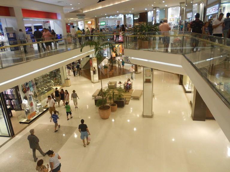 Shopping Malls in Barra