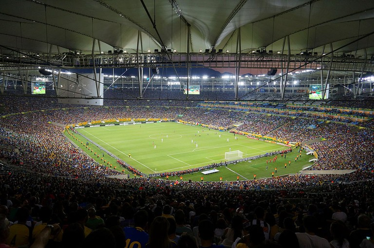 Maracanã in action | © Flickr upload bot/WikiCommons