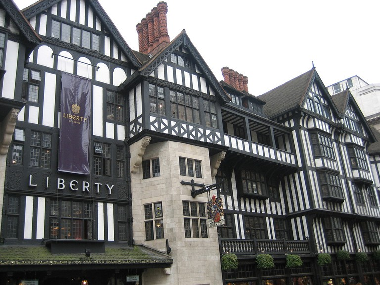 Liberty department store| ©Luis Villa del Campo/Flickr