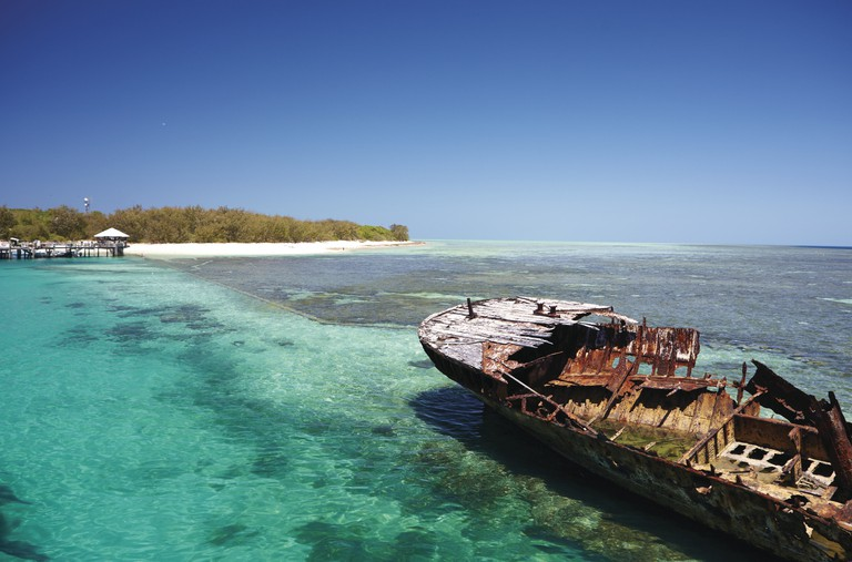Heron Island, Great Barrier Reef, QLD | Courtesy of Tourism Australia © Maxime Coquard