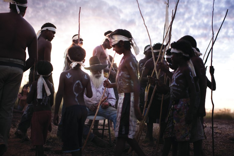 Indigenous Australians | © James Fisher/Tourism Australia
