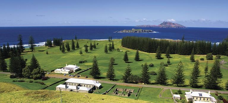 Kingston, Norfolk Island | Courtesy of Norfolk Island Tourism