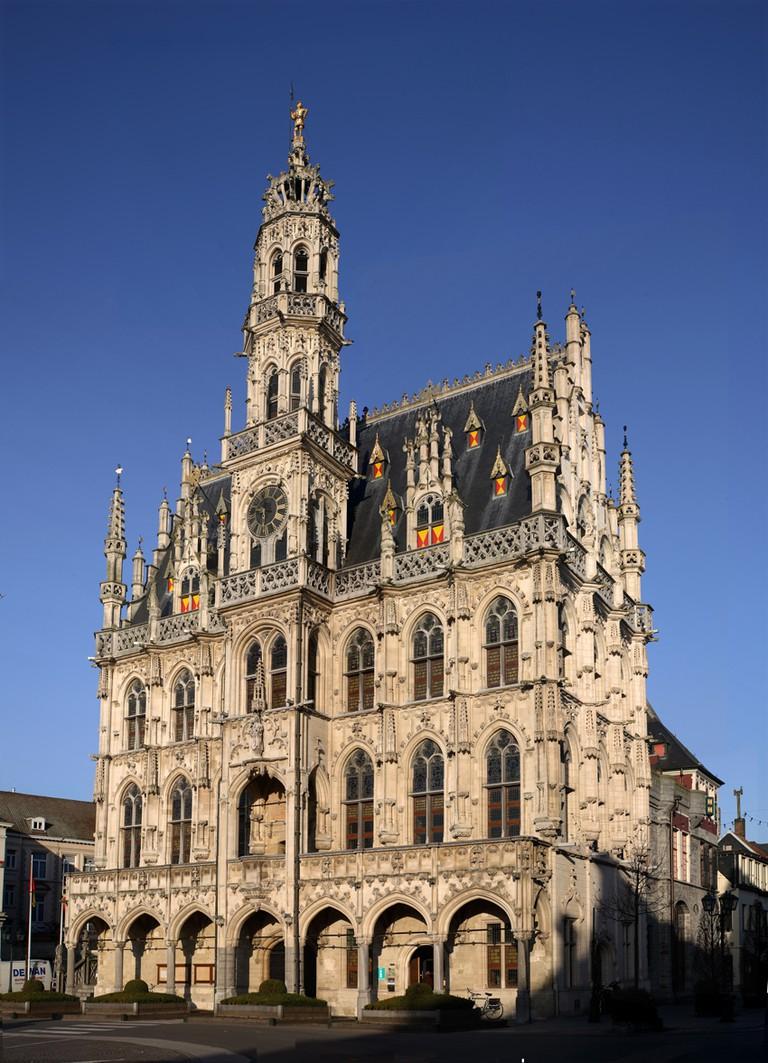 Oudenaarde Town Hall | © PMRMaeyaert/Wikimedia Commons