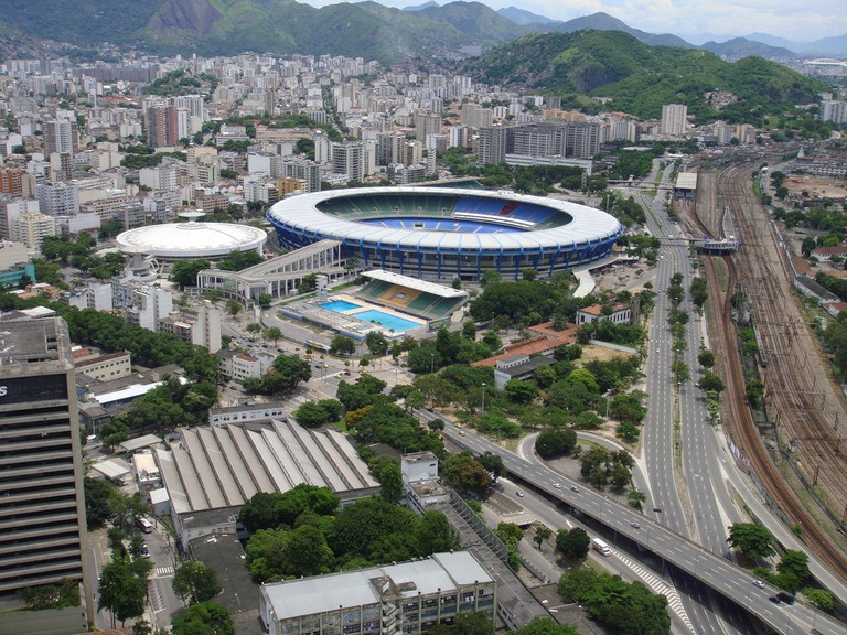 The Maracanã will host a number of events during the games.