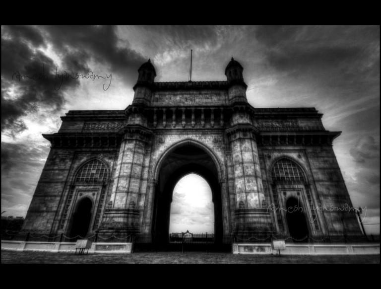 Gateway of India/©Ramesh Iyanswamy/Flickr