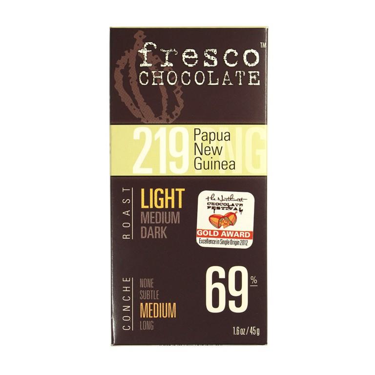 Fresco 219 chocolate bar