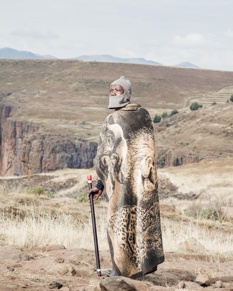 Paleho Silase - Ha Bati, Lesotho © Thom Pierce