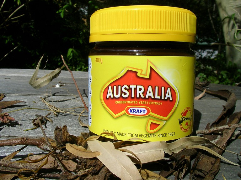 Vegemite changed it's name to commemorate Australia Day