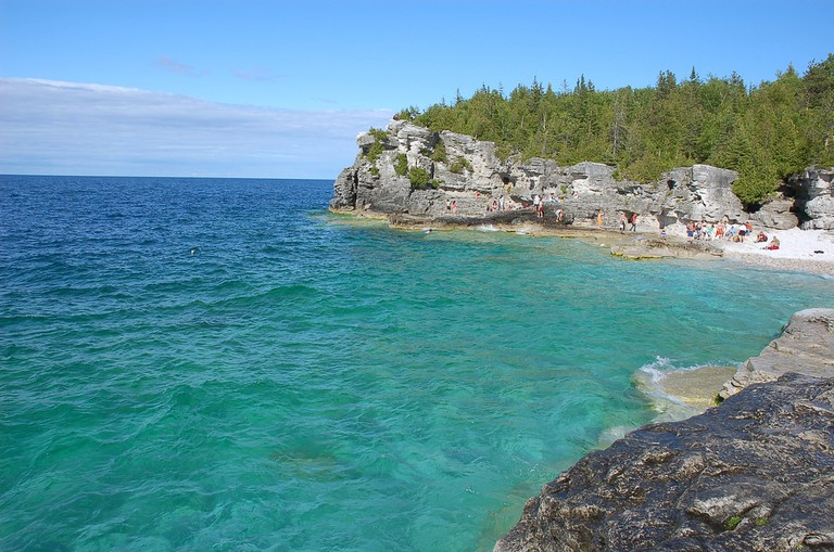 Colours of Georgian Bay | © Muhammad Ghouri/Flickr