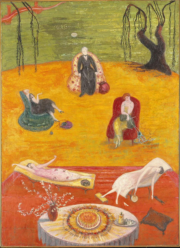 Florine Stettheimer - Heat - Google Art Project | © Google Cultural Institute/WikiCommons