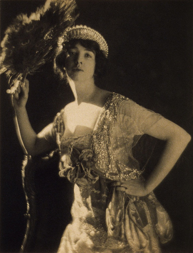 Gertrude Vanderbilt Whitney | © Adolf De Meyer (1868-1949)/WikiCommons