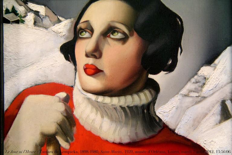 Tamara de Lempicka, Le Jour ni l'Heure