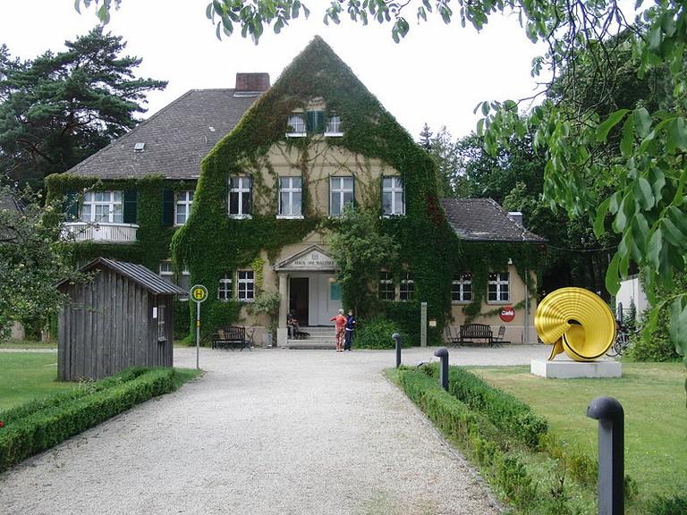 Haus am Waldsee | © JanManu/WikiCommons