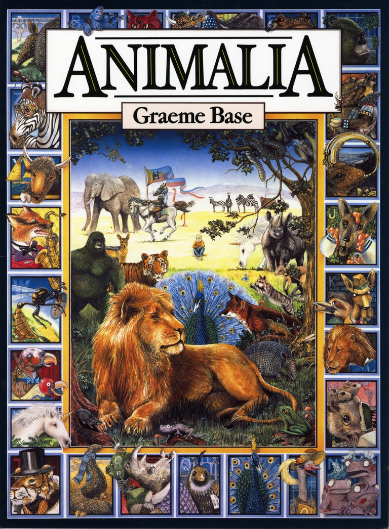Animalia | © Turtleback Books