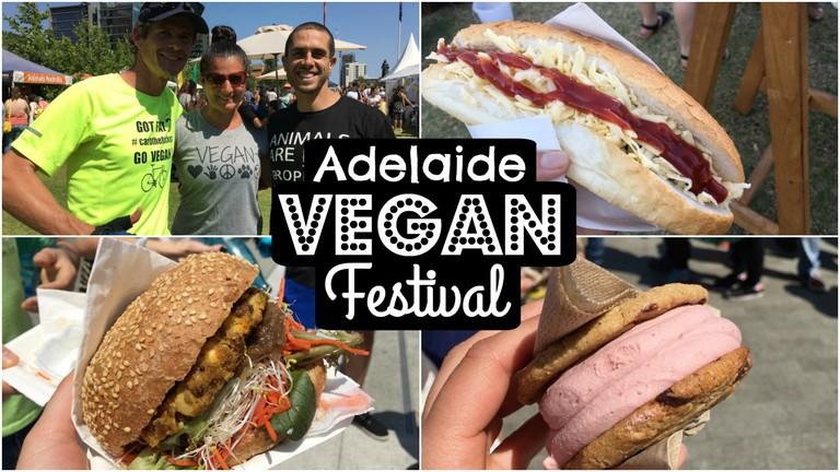 Vegan Festival In Adelaide