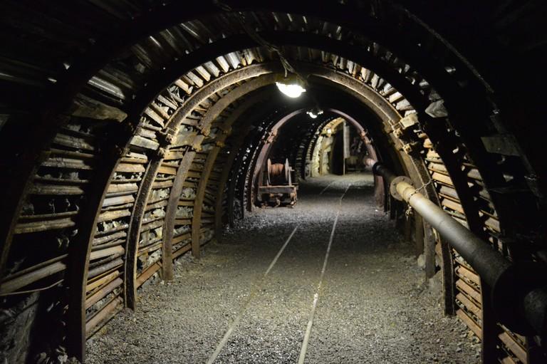 Blegny Mine | © Bel Adone/Wikimedia Commons