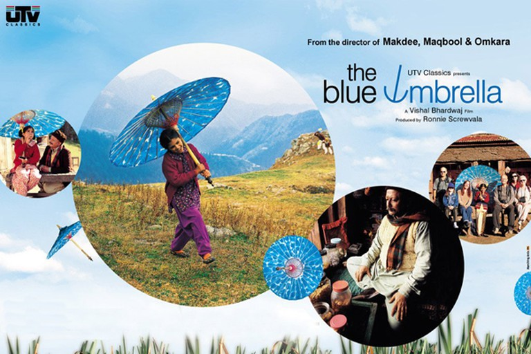 Blue Umbrella | © Ronnie Screwvala & Vishal Bhardwaj