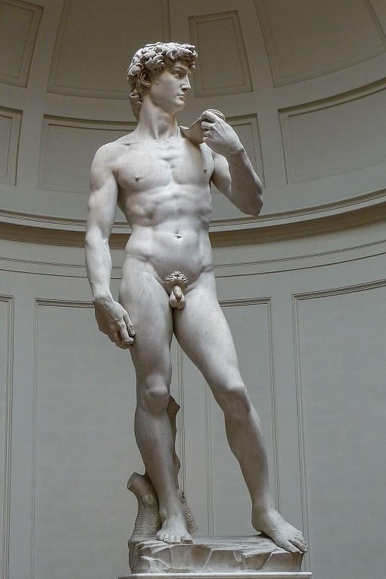 Michelangelo, David, 1501-04 | © Jörg Bittner Unna/WikiCommons