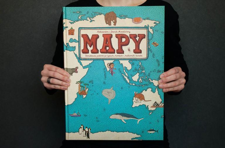 Maps | © Aleksandra Mizielińska