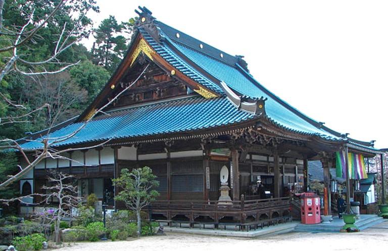 Daisho in, Miyajima