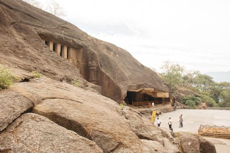 kanheri caves24