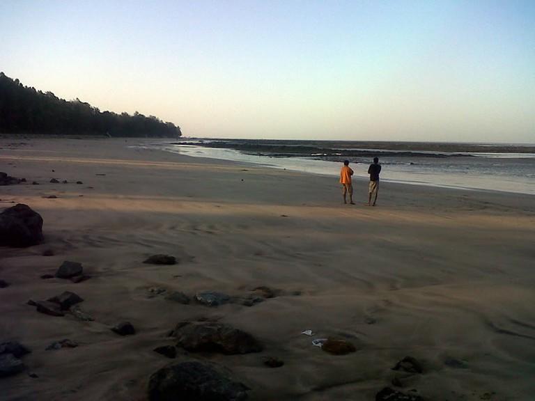 Manori Beach/©Vivo78/WikiCommons
