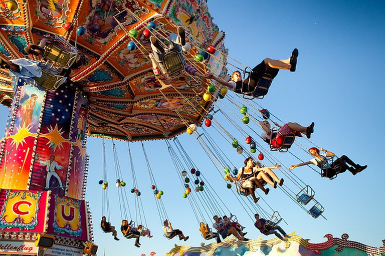 Fun Fair | © MoreLight/Pixabay