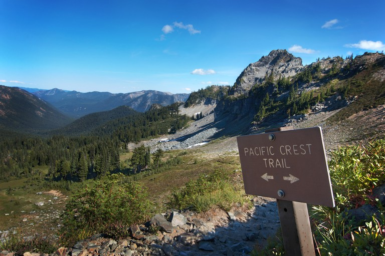Pacific Crest Trail /