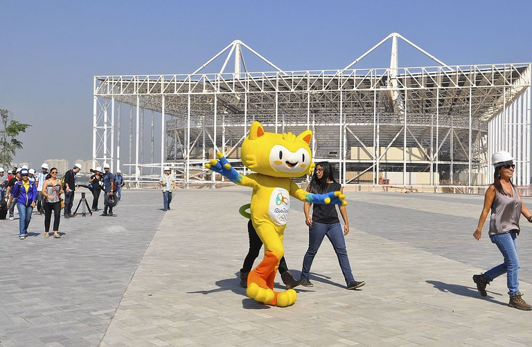 Vinicius, the 2016 Summer Olympic Mascot