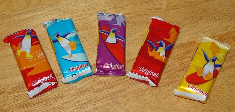 The UK's Penguin biscuits | © Dabbler / WikiCommons