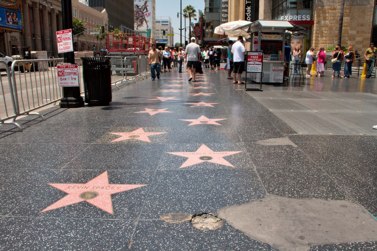 Hollywood Walk of Fame © Christian Haugen/Flickr
