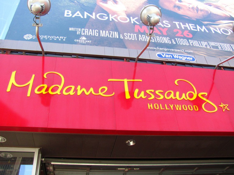 Madame Tussauds Hollywood © Loren Javier/Flickr