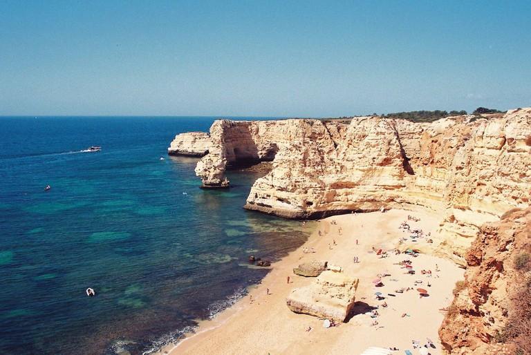Praia da Marinha | © Portuguese_eyes / WikiCommons
