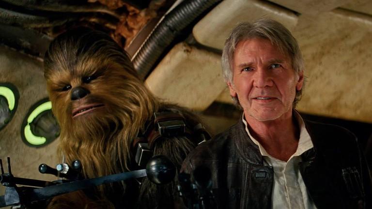 Star Wars: The Force Awakens (Disney/LucasFilm)