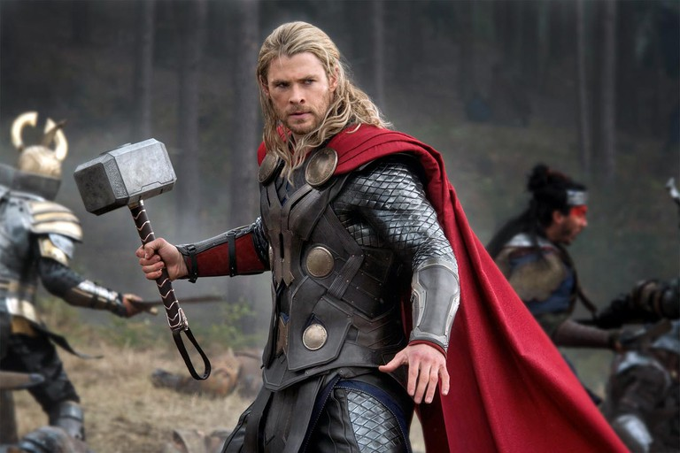 Chris Hemsworth as Thor | © Paramount Pictures