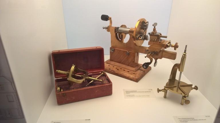 German Watch Museum, Glashütte