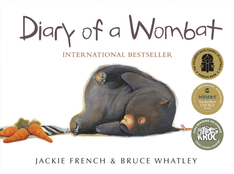 Diary of a Wombat | © HarperCollins Children's Books
