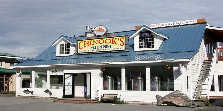 Chinook's Waterfront, Seward, Alaska | © Roger Mommaerts/Wikicommons