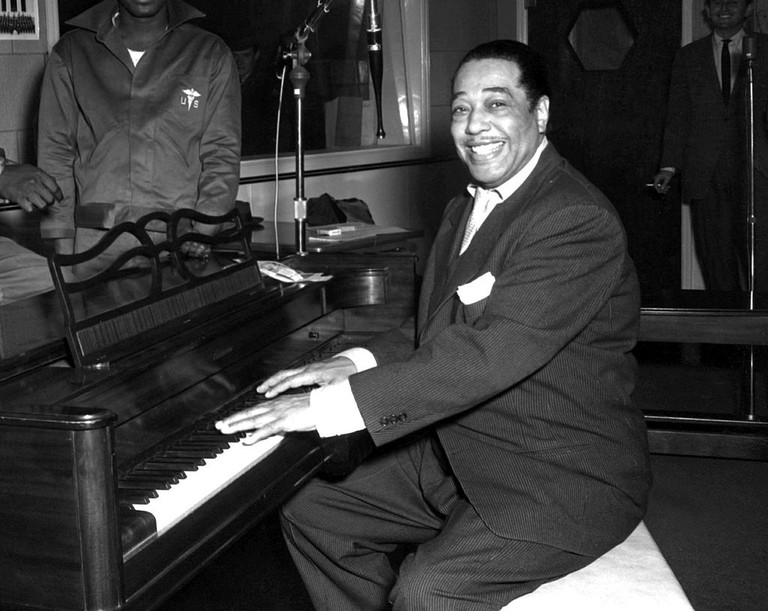Duke Ellington - a jazz musician during The Harlem Renaissance | © Wikipedia Commons