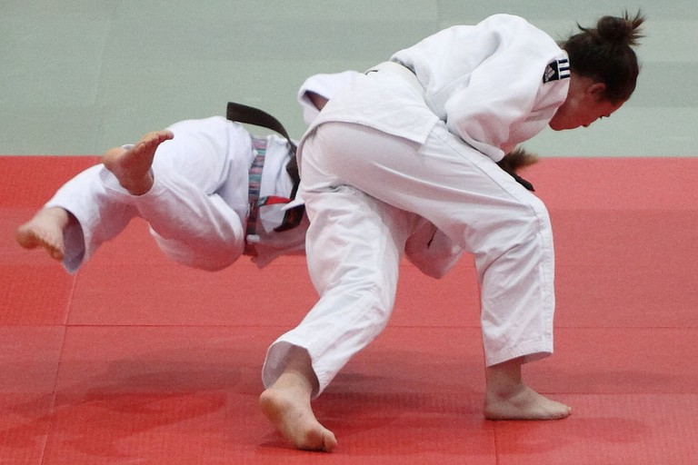Judo throw |©Schnuffel2002/WikiCommons