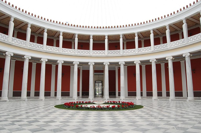 The Zappeion Hall atrium|© Badseed/WikiCommons