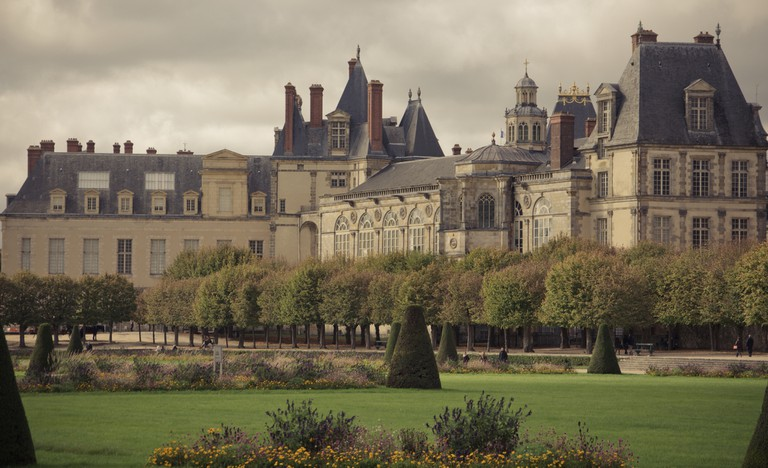 Gardens at Fontainebleau © harmishhk/Flickr