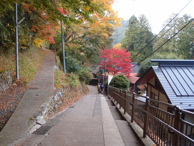Fall comes to Mount Mitake | © Guilhem Vellut/Flickr